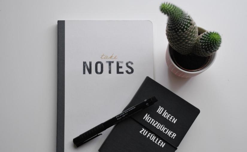 10 Ideen                 Notizbücher zufüllen